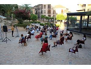 Alhama, sede participativa para diseñar un turismo sostenible en Sierra Espuña.