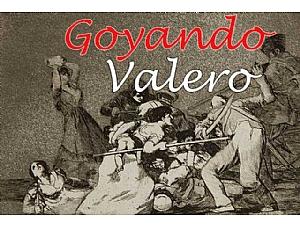 GOYANDO - Exposición de pintura de Diego Valero
