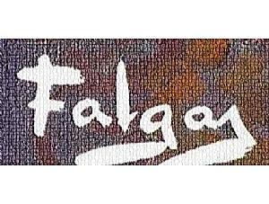 ALHAMA, LUZ DEL MEDITERRÁNEO - Exposición de pintura de Falgas