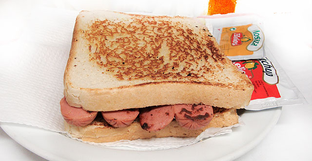 Sandwich Frankfurt