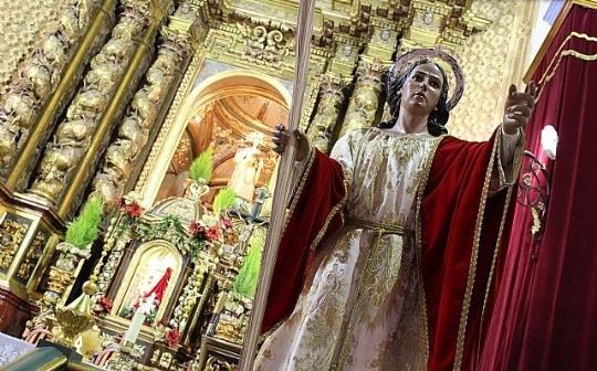 La Hdad. de San Juan Evangelista celebra mañana una Eucaristía coincidiendo con el día de su festividad