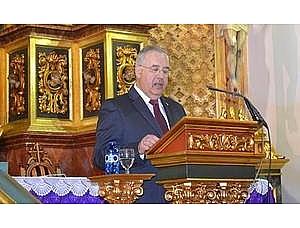 El pregón inaugura la Semana Santa totanera
