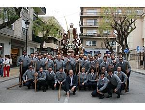 La Hermandad de San Juan Evangelista de Totana colabora con D`Genes