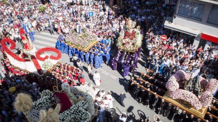 Quedan suspendidas las procesiones de Semana Santa en Alhama
