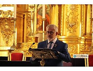 Pregón de Semana Santa 2018 y Ofrenda al monumento del Nazareno