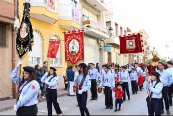 BANDA DE LA HERMANDAD DE LA SANTA MUJER VERÓNICA (LOS COLORAOS)