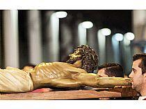 Cristo de la Buena Muerte. Olot, 1947