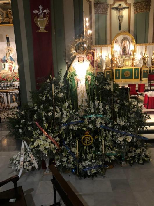 Santa Misa en Honor a Nuestra Señora de la Esperanza