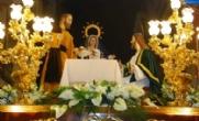 """Tercio femenino de """"Jesús y la Stma. Virgen María en casa de Lázaro"""""""