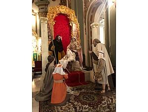 Belen Parroquial Santa Maria de Gracia