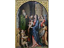 2 de Enero Festividad de la Candelaria.    (Primer Dolor).